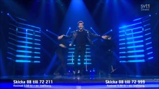 Anton Ewald - Natural - Melodifestivalen 2014