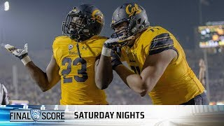 Highlights: Staunch defensive performance powers Cal