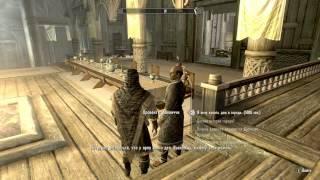 Let's play: The Elder Scrolls V: Skyrim Свадьба