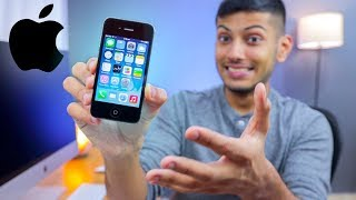 I Switched to the iPhone 4 from a FLAGSHIP ! *8 Year old phone in 2019*