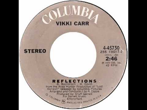 "Vikki Carr – ""Reflections"" (Columbia) 1972"