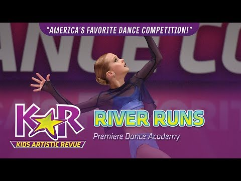 """River Runs"" from Premiere Dance Academy"