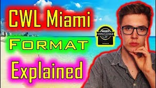 CWL Miami Format EXPLAINED! | 10-Team Playoffs! | CoD BO4 Competitive