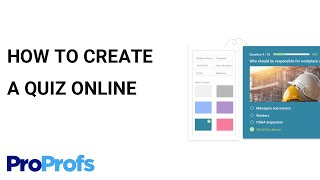 How to Create a Quiz Online
