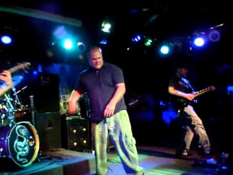 A Born Plague live at Chicago City Limits