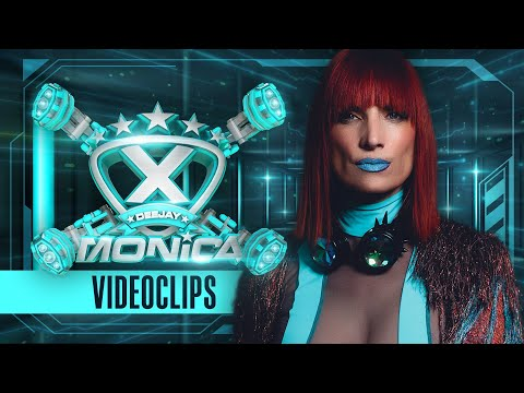 MONICA X - I´m The Deejay (Official Video).