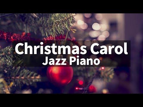 ⛄ Christmas JAZZ songs instrumental playlist / Carol Jazz Piano Collection
