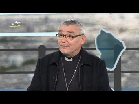 Mgr Georges Colomb - diocèse de La Rochelle et Saintes