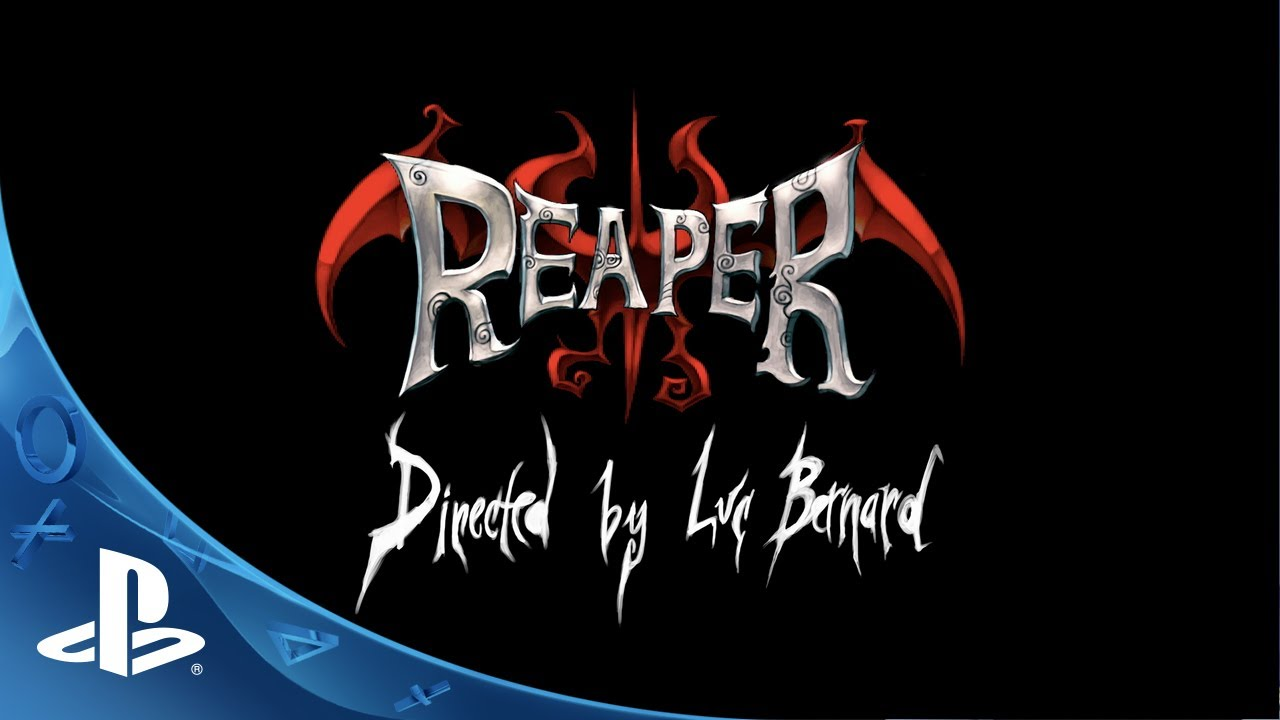 Reaper Coming to PS Vita as Free-to-Play Action RPG