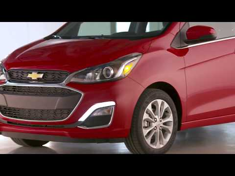 2019 Chevrolet Spark Design Preview
