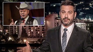 Download Youtube: Roy Moore Picked A Fight With Jimmy Kimmel, And He Lost BIG TIME