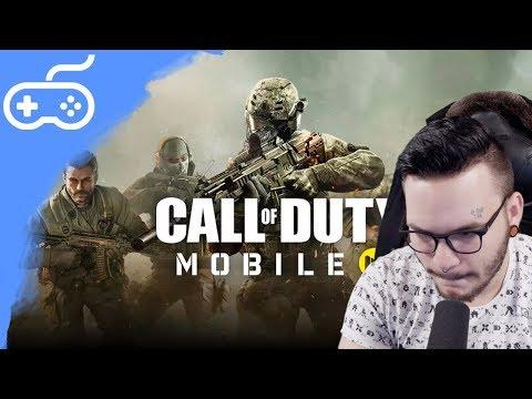 Jak se hraje Call of Duty: Mobile?