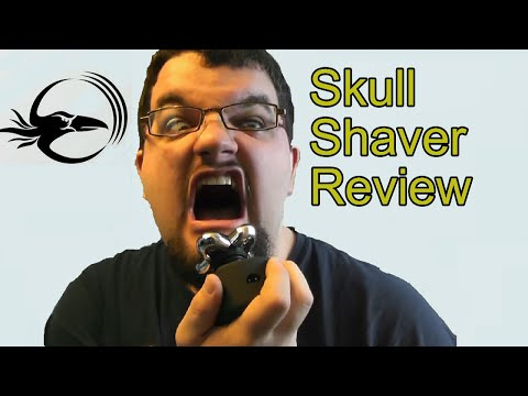 Bald Eagle Electric Razor Review – (Skull Shaver) (Promoted)