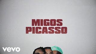 Migos, Future - Picasso (Lyric Video)