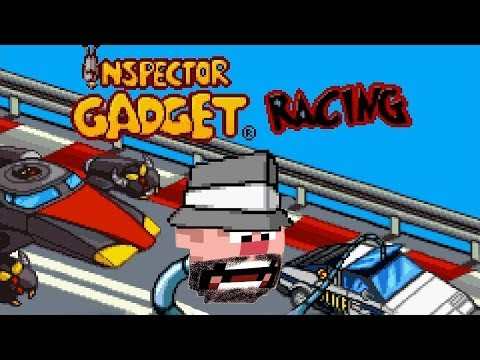 inspector gadget racing gba cheats
