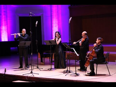 Mozart Flute Quartet with New Camerata