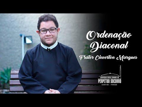 Ordenação Diaconal - Frater Cleverton