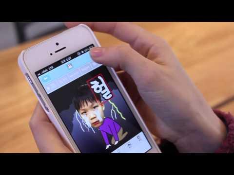 Video of 마이콘(사진합성) - 300만 다운로드 모바일포토샵