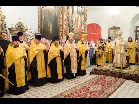 Храмы и монастыри липецкой епархии