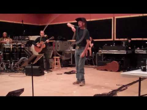 """When I Was A Cowboy"" – James Taylor & Vince Bruce: Carnegie Hall Rehearsal"