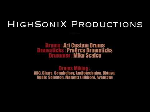 HighSoniX Productions - Trailer 02 - Express Drums Setup