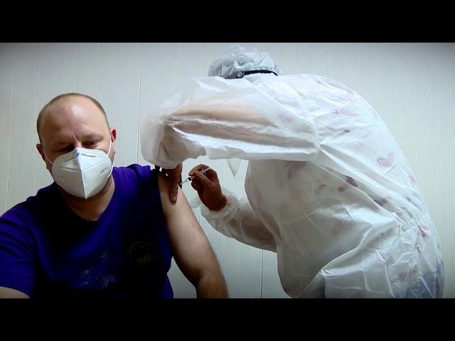 В Тверской области половина вакцинированных люди 60 +