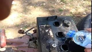 How to use Epsom Salts to revive old or dead 6 / 12v volt Golf Cart / Car Batteries.