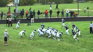 preview picture of video 'Detroit Spartans vs. Detroit Titans (B-Team) Game Highlights (9-21-2014)'