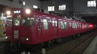 mqdefault - 名鉄6000系 6006F (名古屋行き最終列車2019板掲出編成 普通岩倉行き) 新安城発車
