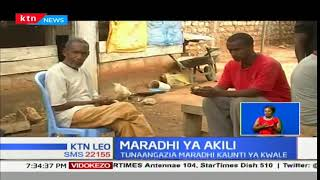 Maradhi ya akili kaunti ya Kwale