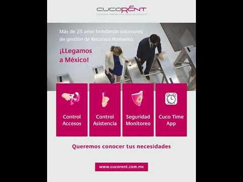 SISTEMAS DE CONTROL DE ACCESOS Y ASISTENCIA BIOMÉTRICOS EN MEXICO