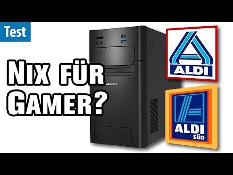 Gaming-PC oder Gurke? Aldi-PC Medion Akoya P2150D im Test mit CS:GO und Benchmark