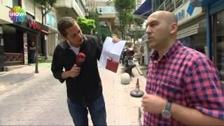 Hunharca gülen adam show haber :))