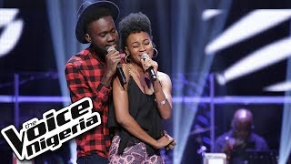 "J'Dess vs Chris Rio - ""More Than Words"" / The Battles / The Voice Nigeria Season 2"