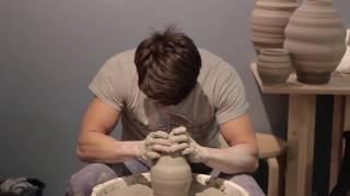 Potter-in-Residence Nam Tran's ceramics story