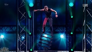 Britain's Got Talent 2018 Live Semi-Finals Sascha Williams Full S12E14