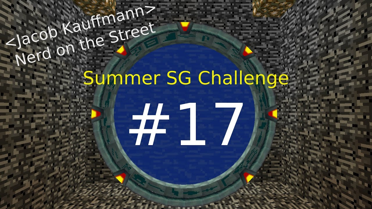 Episode 17 - Summer SG Challenge