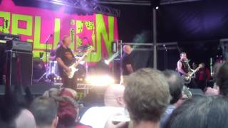 Angelic Upstarts - Never 'ad Nothin @ Rebellion Fest, Blackpool 2016