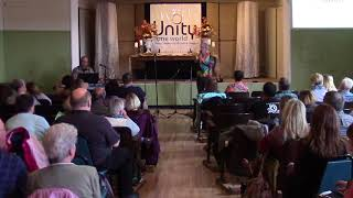 Music at Unity: Dave Finch and Victor Johnson