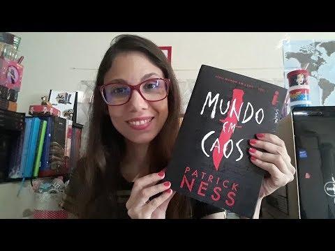 Mundo em caos (Patrick Ness) - resenha literária