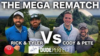 THE RE MATCH | DUDE PERFECT COURSE VLOG