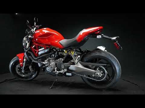 2021 Ducati Monster 821 in De Pere, Wisconsin - Video 1
