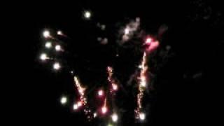 preview picture of video 'Feu artifice anniversaire des 20 ans de Christophe'