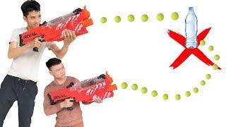 PHD | Thi Bắn Súng Nerf  | Nerf Gun War