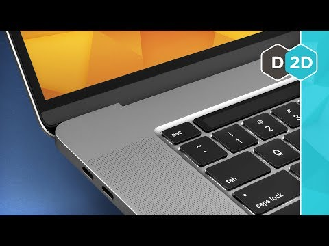 External Review Video 6oTCwTLV-Kw for Apple MacBook Pro 16-inch Laptop (2019)