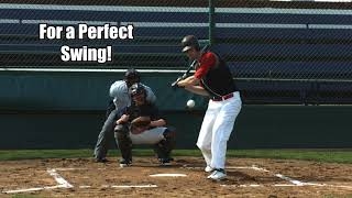For a Perfect Swing!