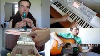 hitchhikers guide to the galaxy theme