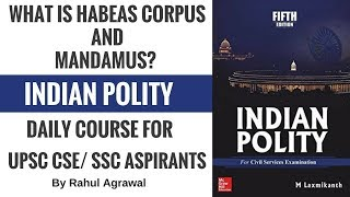 What Is Habeas Corpus And Mandamus? Meaning Of WRITS For Indian Polity (UPSC/ SSC CGL)