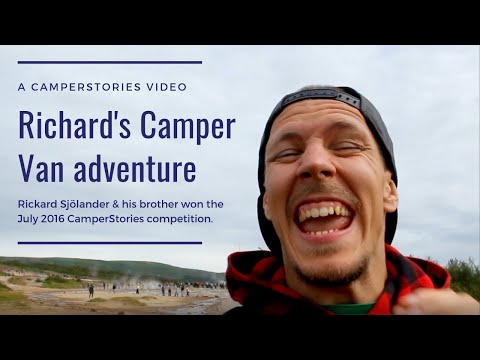 Camper Van Rental Iceland - CamperStories