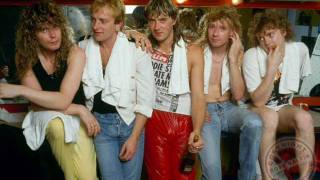 Def Leppard Love and Affection Donington 1986